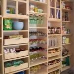 Fonksiyonel mutfak eşyası depolama fikirleri 8
