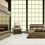 ceviz rengi yatak odası Rapsodi mobilya modern yatak odası takımları