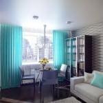 Küçük daireler için dekoratif dekorasyon stilleri 11