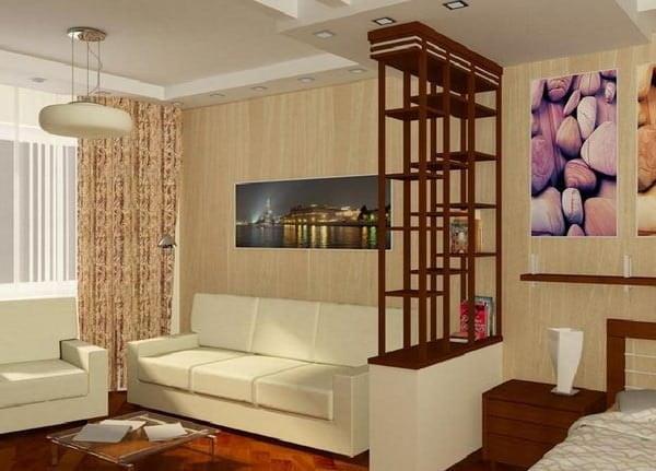 Küçük daireler için dekoratif dekorasyon stilleri 2