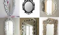 Modern ve dekoratif ayna modelleri