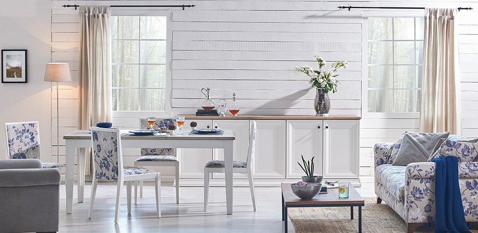 doğtaş beyaz yemek odası