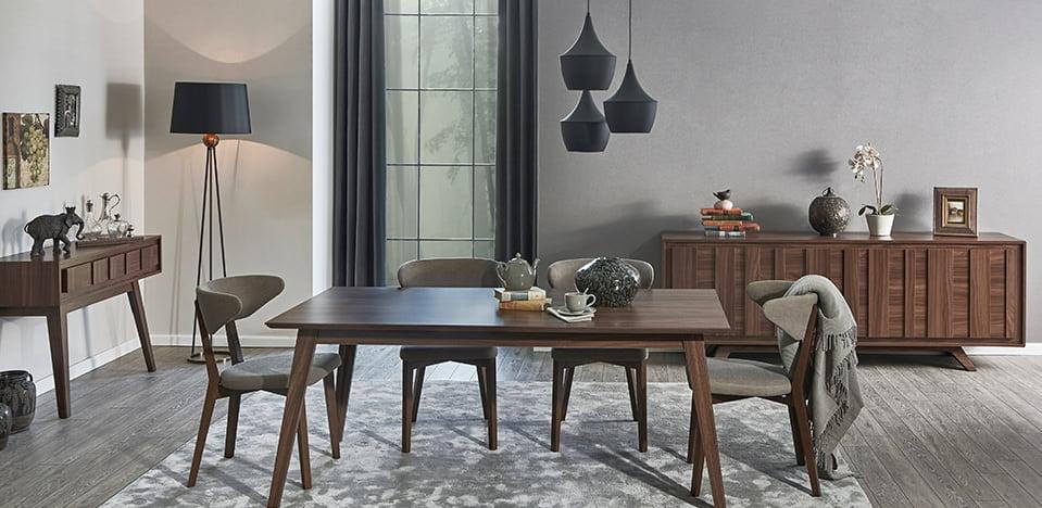 dekoratif yemek odası tasarımları