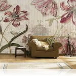 Modern yeni tasarım duvar kağıt örnekleri 9