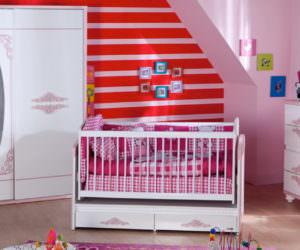 İstikbal mobilya bebek odası mobilya takımları