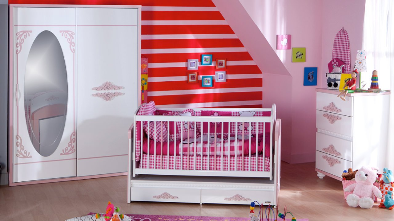 istikbal-mobilya-diana-besik İstikbal mobilya bebek odası mobilya takımları
