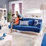 İstikbal mobilya modern yeni koltuk modelleri - istikbal romance koltuk modeli lacivert 150x150 - İstikbal mobilya modern yeni koltuk modelleri