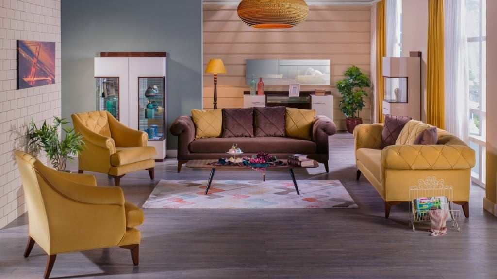 modern misafir oda koltukları