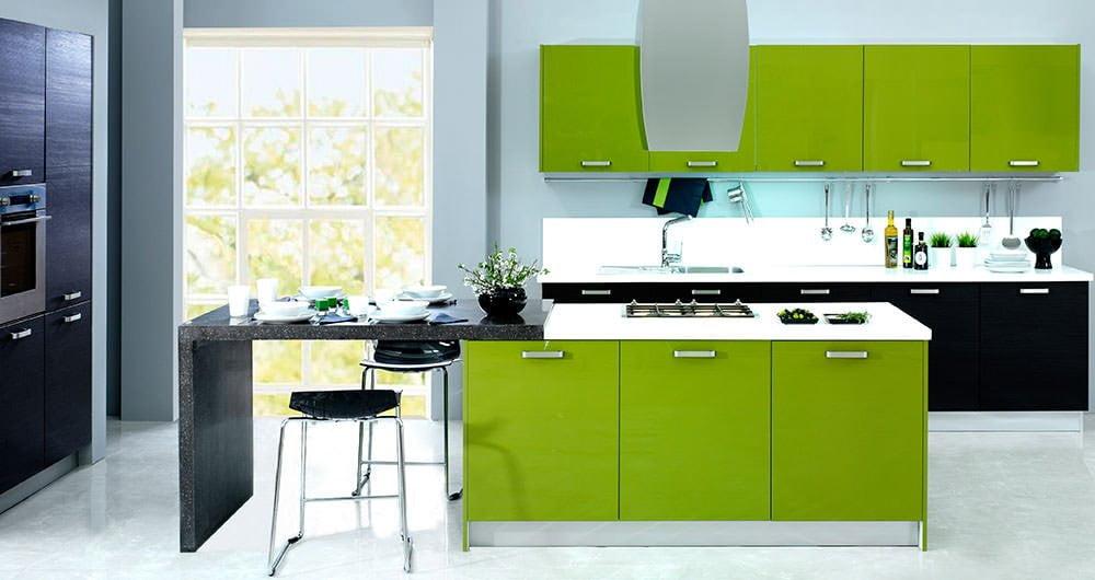 kelebek mobilya mutfak modelleri