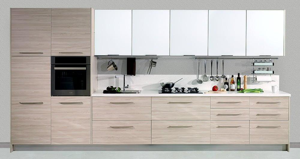 krem mutfak modelleri