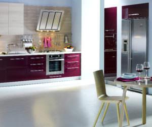 Kelebek mobilya modern mutfak modelleri
