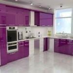 Yeni tasarım lüks mutfak dolap modelleri - lila mutfak modeli 150x150 - Yeni tasarım lüks mutfak dolap modelleri
