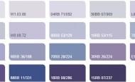 Marshall yeni duvar boyası renk kartelası