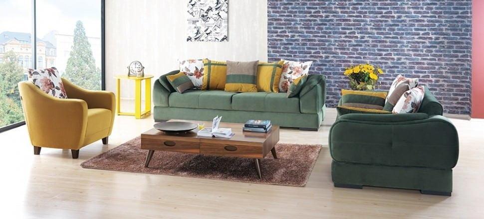Yağmur mobilya yeni koltuk takımı