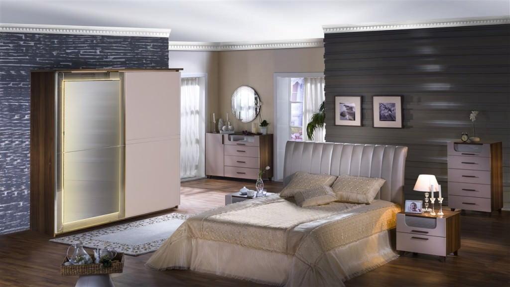 Bellona Yeni tasarım yatak odası takımları 12