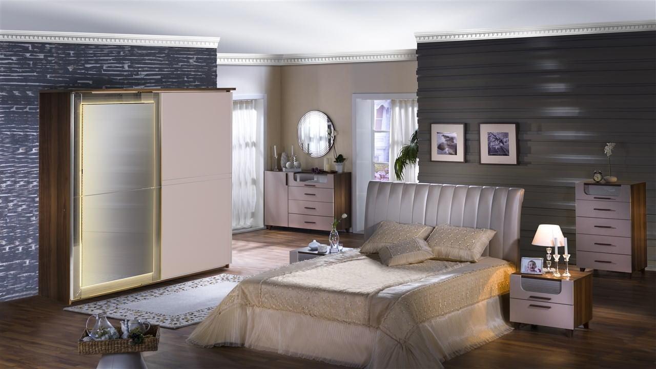 Bellona 2015 tasarım yatak odası takımları 1