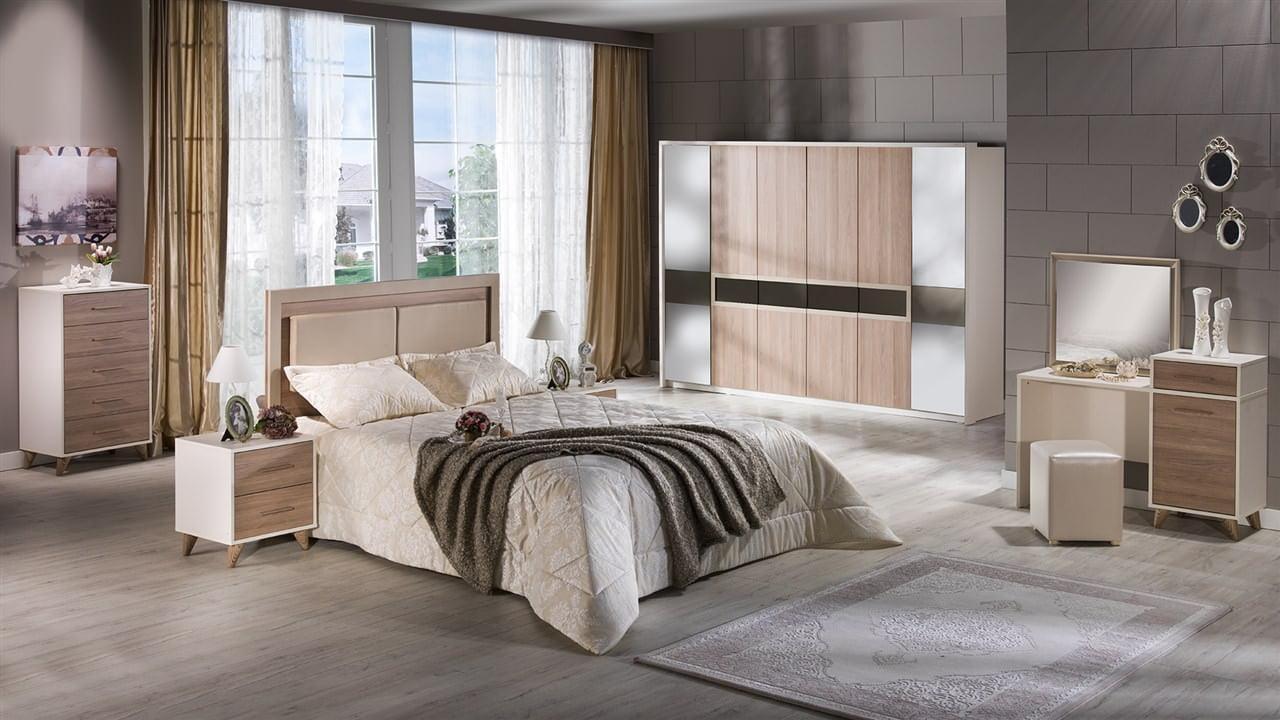 Bellona 2015 tasarım yatak odası takımları 3