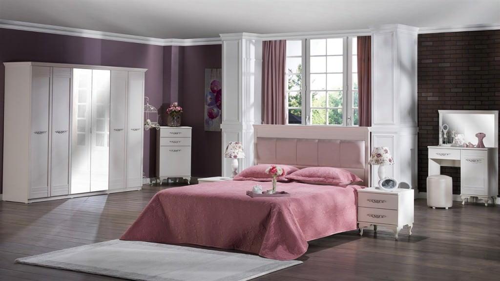 Bellona Yeni tasarım yatak odası takımları 3