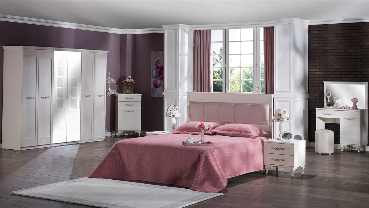 Bellona 2015 tasarım yatak odası takımları 4