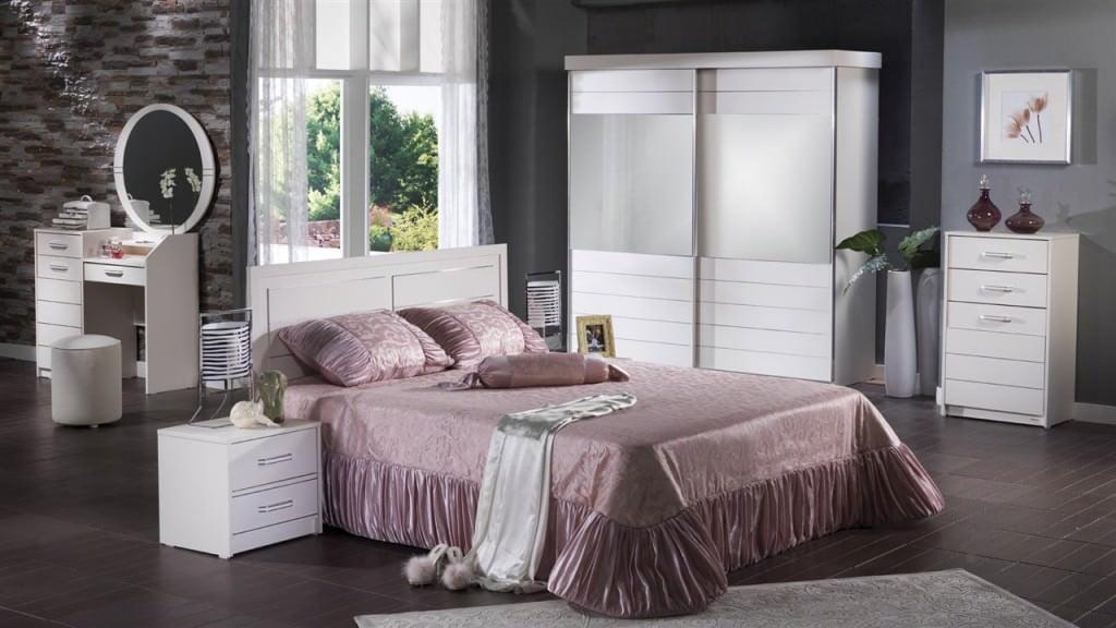 Bellona Yeni tasarım yatak odası takımları 4