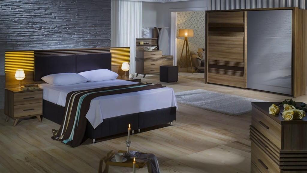 Bellona Yeni tasarım yatak odası takımları 5