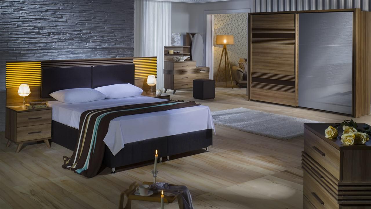 Bellona 2015 tasarım yatak odası takımları 6