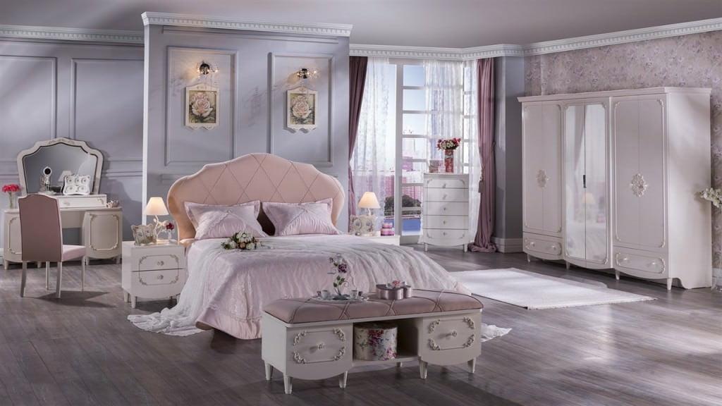 Bellona Yeni tasarım yatak odası takımları 6