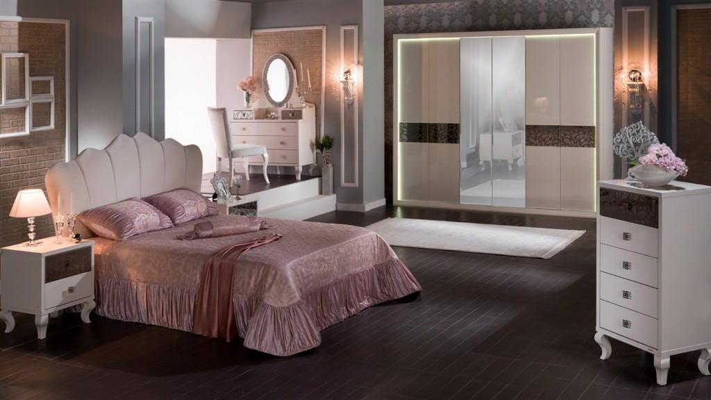 Bellona Yeni tasarım yatak odası takımları 7