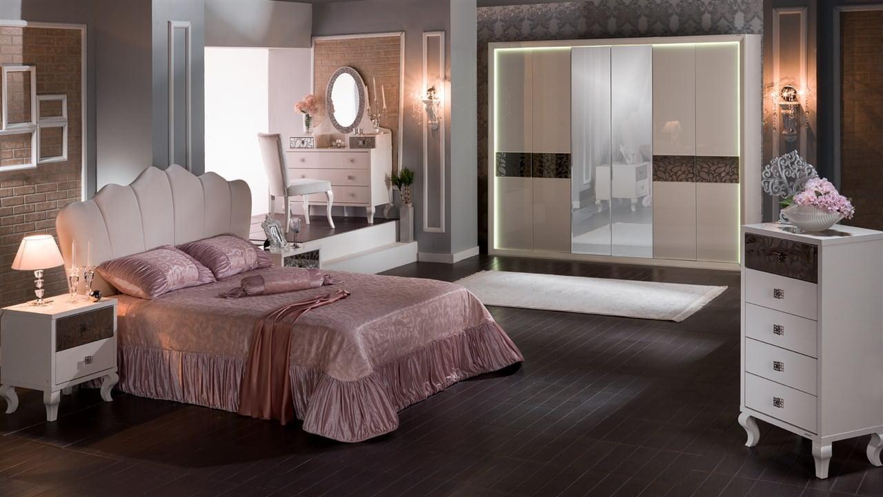 Bellona 2015 tasarım yatak odası takımları 8