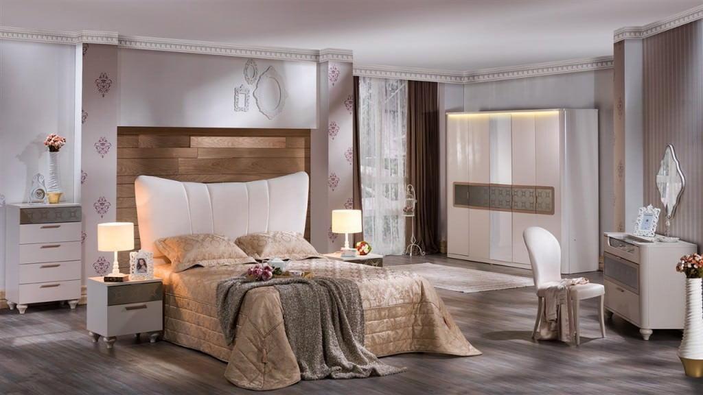 Bellona Yeni tasarım yatak odası takımları 8