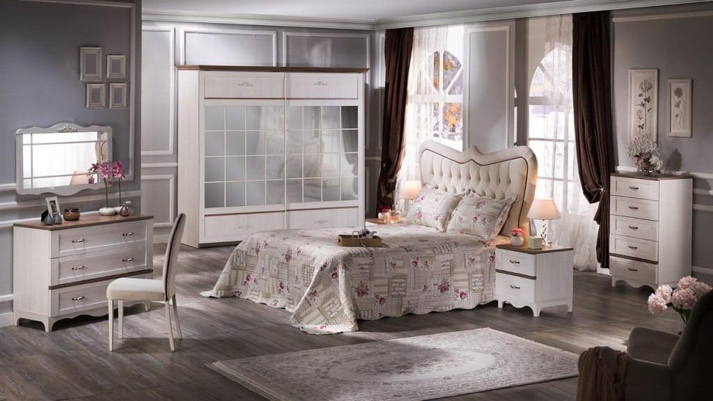 Bellona Yeni tasarım yatak odası takımları 9