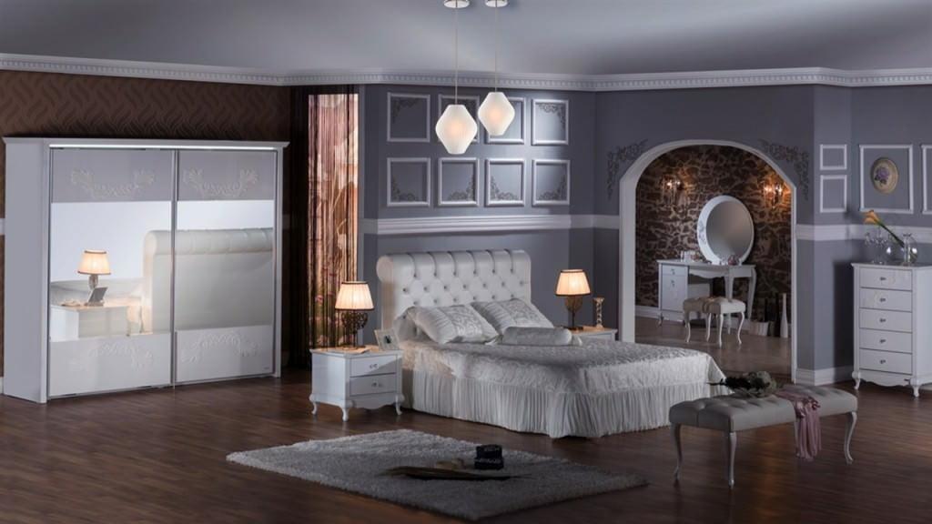 Bellona Yeni tasarım yatak odası takımları 10