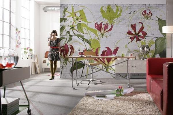 Duvar ve zemin dekorasyon fikirleri 1