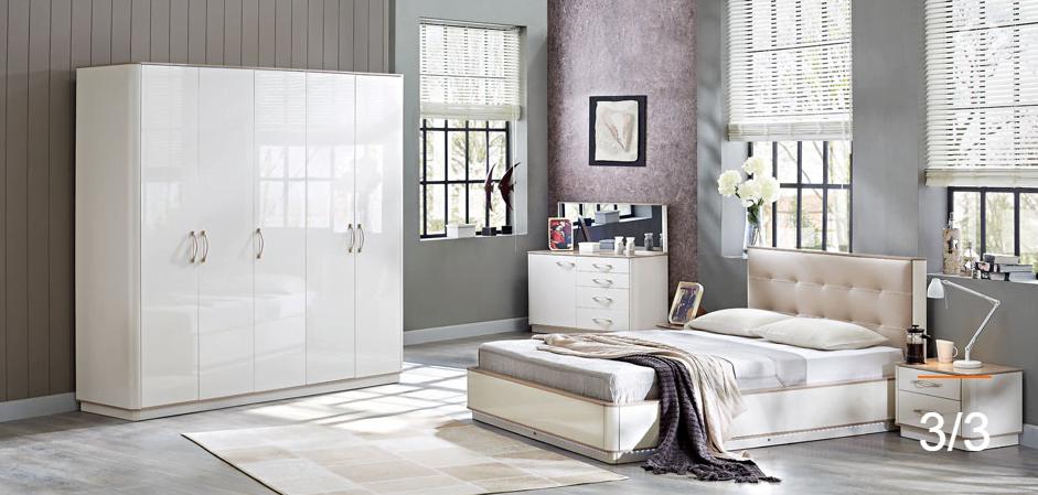 Doğtaş mobilya 2015 modern yatak odası modelleri 3