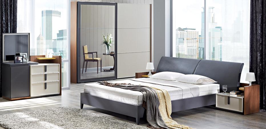 Doğtaş mobilya 2015 modern yatak odası modelleri 4