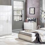 Doğtaş mobilya 2015 modern yatak odası modelleri