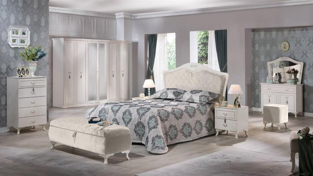 Bellona Yeni tasarım yatak odası takımları 11