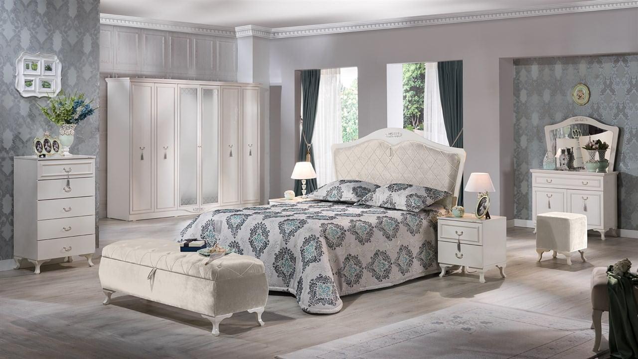 Bellona 2015 tasarım yatak odası takımları 12
