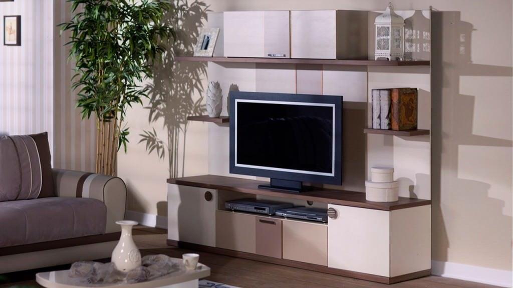 dekoratif tv ünite modelleri