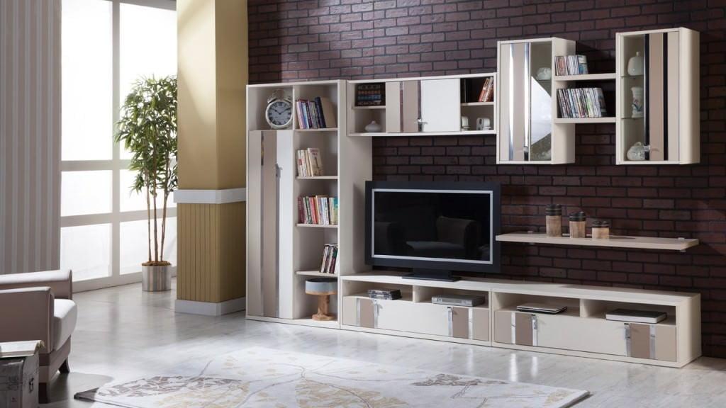 lcd tv ünite tasarımları