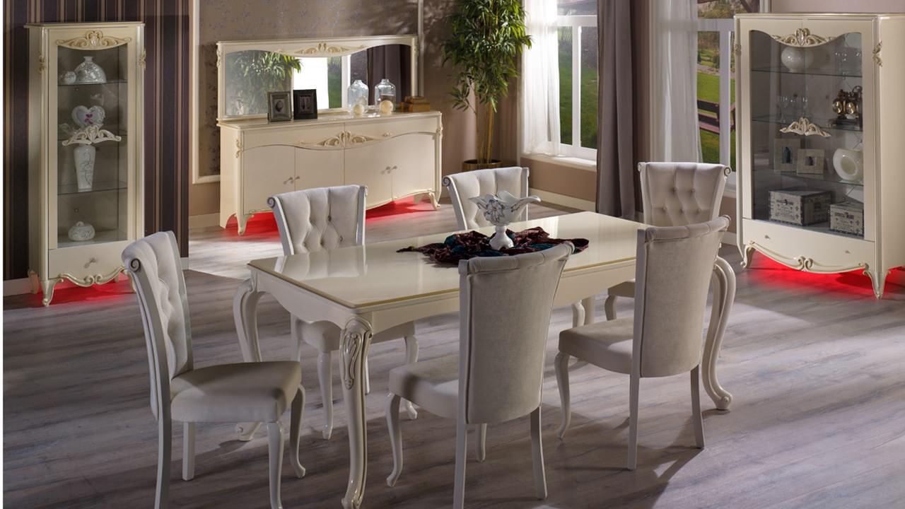 istikbal lavinia yemek odası