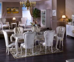 İstikbal mobilya yemek odası modelleri