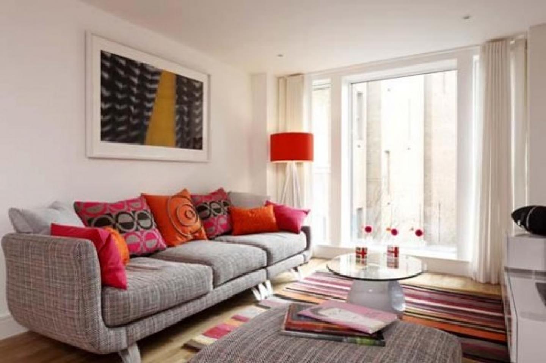 ufak daire mobilya dekorasyonu