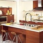 mutfak ada tipi Mutfak dekorasyon ve depolama fikirleri