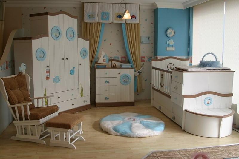 modalife bebek odası