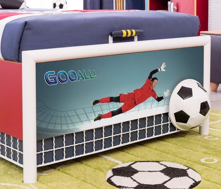 Çilek Çocuk Odası Futbol Konsepti 2