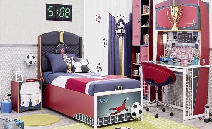 Çilek mobilya 2015 çocuk ve genç odası modelleri 10