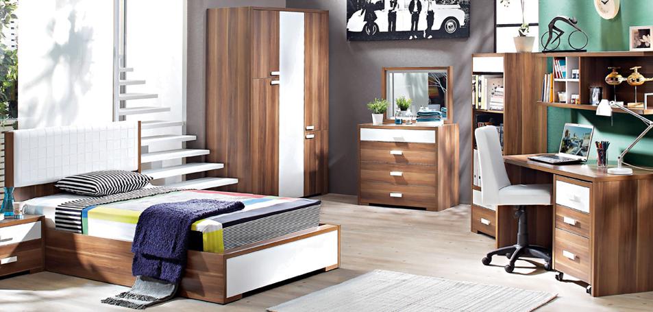 dogtas-pasifika-genc-odasi-modeli doğtaş mobilya yeni genç odası modelleri