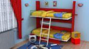 Gaysan Mobilya Çocuk Odası Tasarımları
