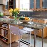 dekoratif mutfak dekorasyonu Mutfak dekorasyon ve depolama fikirleri